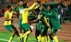 منتخب جنوب افريقيا يتأهل رسمياً الى اولمبياد طوكيو 2020 بفوزه على غانا