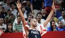 مدرب فرنسا: قدمنا مباراة رائعة امام منتخب الدومينيكان
