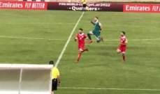 تصفيات مونديال 2022: لبنان يتخطى خسارة كوريا ويفوز على تركمنستان بثنائية