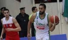 موقف طريف للبناني علي حيدر في الدوري الاردني