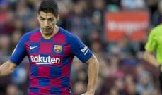 سواريز: خضنا مباراة رائعة امام ديبورتيفو ألافيس