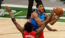 NBA: الباكس يعزز مركزه بالفوز على اوكلاهوما
