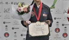 بعثة المبارزة تحصد اربع ميداليات ملونة في بطولة آسيا