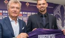 البولندي بارتلومي دراغوفسكي يجدد عقده مع فيورنتينا