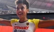 ميهامبو: لست مرشحة للفوز بالميدالية الذهبية في دورة الألعاب الأولمبية