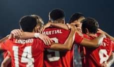 الدوري الاوروبي: فوز اليونايتد وغلادباخ يفرض التعادل على روما وانتصار لاسبانيول