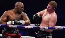 وايت يفوز على بوفتكين في مباراة WBC على لقب الوزن الثقيل