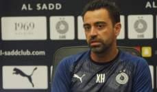 تشافي: انها بداية مميزة في الدوري القطري