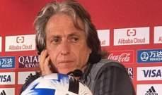خورخي جيسوس: قدمنا افضل ما لدينا امام ليفربول