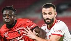 الدوري الفرنسي: رين يعزز مركزه بعد الفوز على برست