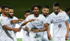 الدوري السعودي: الاهلي يتعادل مع الباطن