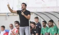 تشافي ييقي خياراته مفتوحة لاستلام مهام تدريب برشلونة في الصيف