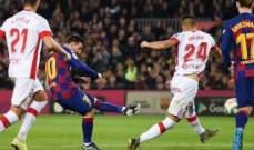برشلونة يواصل الضغط على ريال مدريد ويخطف الصدارة منه بفوزٍ مستحقٍ على مايوركا