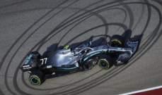 هاميلتون يتوج بلقبه السادس في بطولة الفورمولا 1
