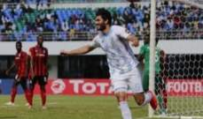 كأس الكونفيدرالية الافريقية: بيراميدز يقترب من نصف النهائي