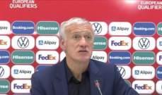 ديشان: مباراتنا امام كازاخستان لم تكن سهلة