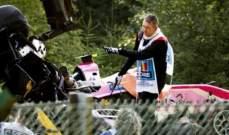 وفاة انطوان هوبيرت بحادث في فورمولا 2