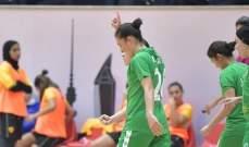 شايليان تتألق وتقود فريق العربي الى النهائي
