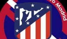 عقوبة مالية على اتلتيكو مدريد