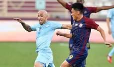 الدوري الاماراتي: خسارة قاسية لـ بني ياس والظفرة يفوز على النصر