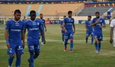 الدوري المصري: فوز بشق الانفس لـ اسوان على انبي