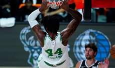 NBA: سيلتيكس يفوز على نيتس بفارق 34 نقطة