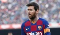 برشلونة يهنئ ميسي بجائزة لوريوس على طريقته الخاصة