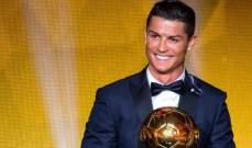 ساري: آمل أن يفوز رونالدو بالكرة الذهبية