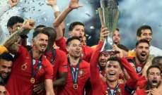رونالدو يتنافس مع أربعة أسماء على جائزة أفضل لاعب برتغالي