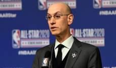 ادام سيلفر: 8 فرق في NBA اصيب اعضائها بفيروس كورونا