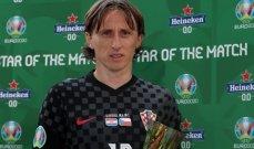 احصاءات مواجهة كرواتيا وتشيكيا ورجل المباراة