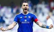 كأس الخليج العربي: النصر يتغلب بصعوبة على العين ويتأهل الى النهائي