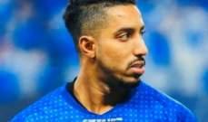 الدوسري: نطمح للوصول إلى أبعد نقطة ممكنة في كأس العالم للاندية