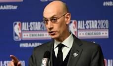 سيلفر: انتشار الفيروس في مجتمع NBA سيوقف اعادة اطلاق الدوري