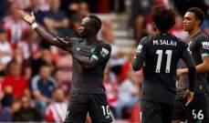 ليفربول يخطف فوزاً بشق الانفس من ساوثامبتون وفوز ايفرتون وخسارة نيوكاسل