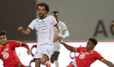 الدوري السعودي: تعادل بشق الانفس للشباب امام القادسية وسقوط للفتح