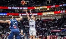 فينسنت كوليت: الأرجنتين استحقت التأهل الى المباراة النهائية