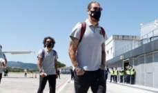 بيريز سيسافر مع ريال مدريد لدعمه امام سوسييداد