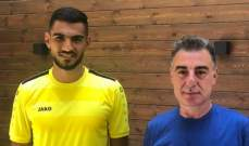 خاص- خضر حلاق: أسعى لإثبات نفسي مع البرج وعيني على تمثيل منتخب لبنان