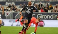 الليغ 1: بوردو يكتفي بالتعادل امام ديجون، نيس يقهر تولوز وخسارة لـ انجيه