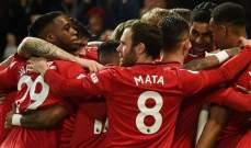 مانشستر يونايتد يؤكد دعمه لاعادة اطلاق الموسم وحفظ حقوق حاملي البطاقات