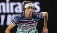 زفيريف وثيم الى الدور الثالث من بطولة استراليا المفتوحة