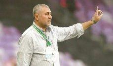 نزار محروس مدربا للمنتخب السوري