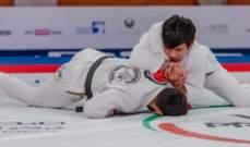 أبوظبي تذهل العالم في ختام منافسات بطولة أبوظبي العالمية لمحترفي الجوجيتسو