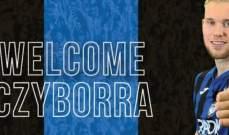 رسميًا: أتالانتا يضم اللاعب الألماني زيبورا