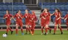 بطولة غرب آسيا: منتخب لبنان للشابات يكتسح العراق ويتأهل إلى نصف النهائي