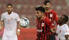 الريان يقهر ام صلال بثنائية ويعبر الى ربع نهائي كأس قطر
