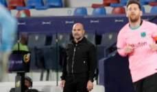 باكو لوبيز: واجهنا برشلونة في ليلة جميلة