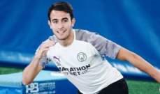 برشلونة يريد التعاقد مع غارسيا