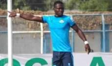 وفاة لاعب نيجيري على أرض الملعب